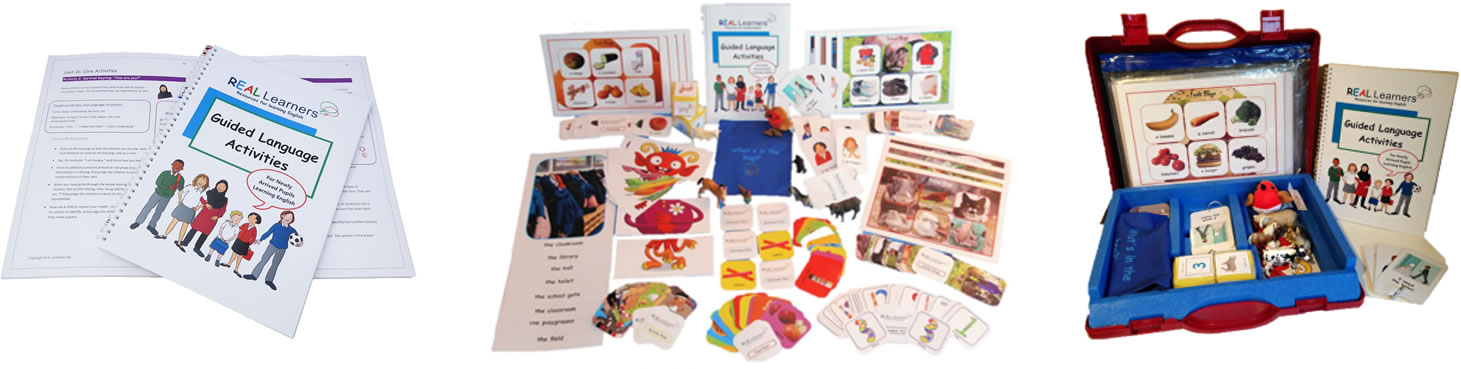 Guided Language Activity Pack