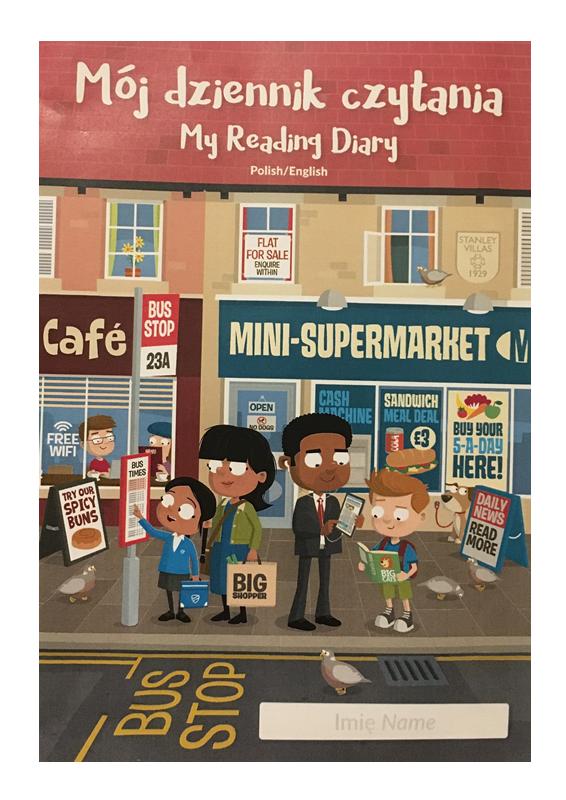 Bilingual Reading Diaries